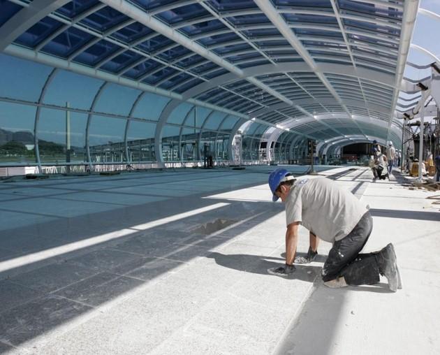 Aeroporto Santos Dumont –RJ