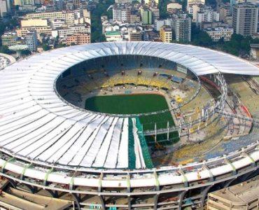 Estádio Maracanã– RJ