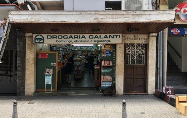 Drogaria Galanti – Petropolis-RJ