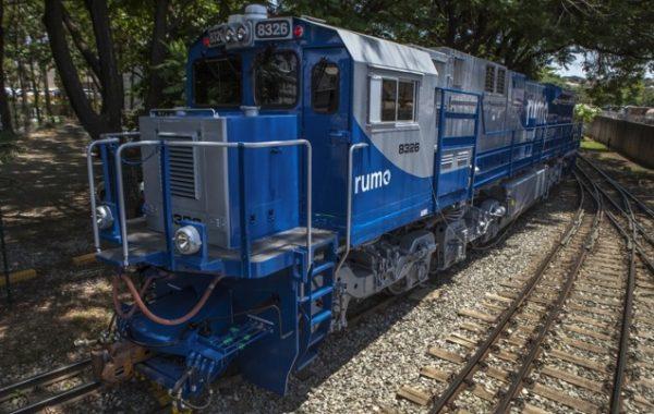 Ferrovia Malha Oeste-MS/SP