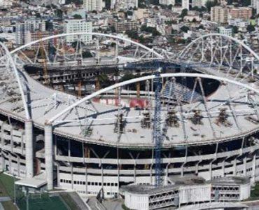 """Estádio """"Engenhão"""" – RJ"""